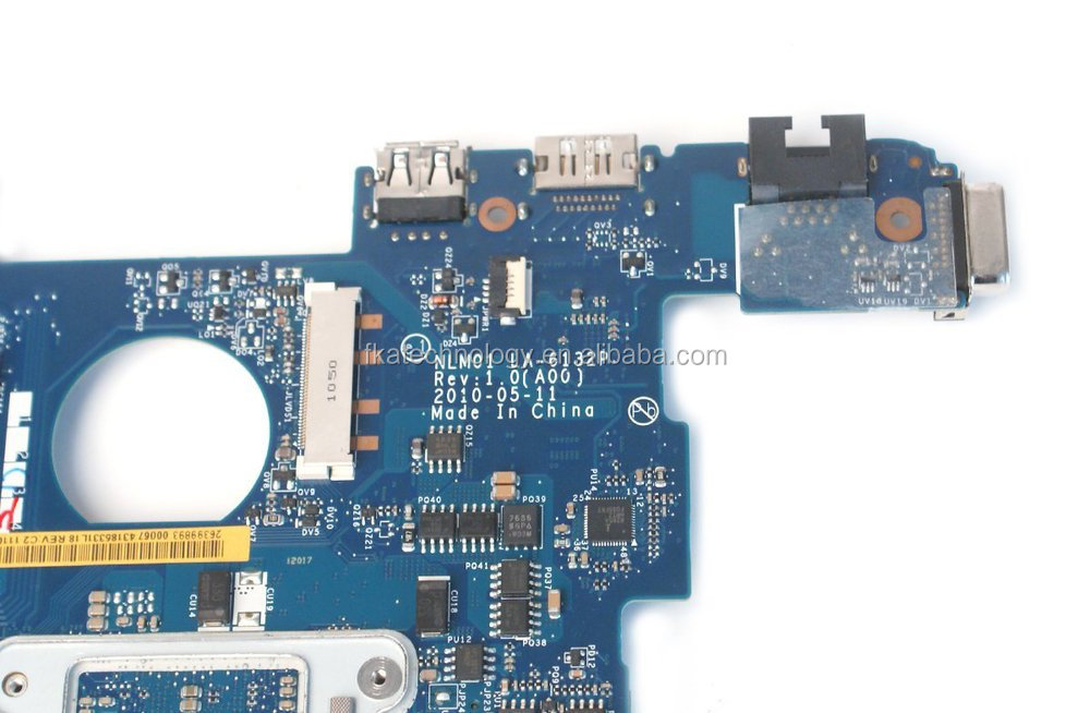 Laptop Motherboard C9ct8 For Dell Inspiron 1120 M101z Athlon Ii ...