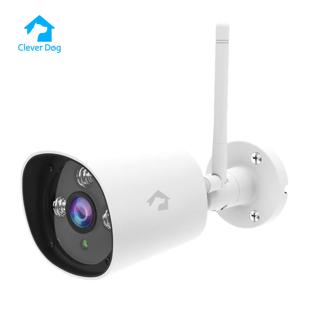 Metal Shell Waterproof Outdoor 960P SD card recording wifi cctv wireless camera <strong>security</strong>