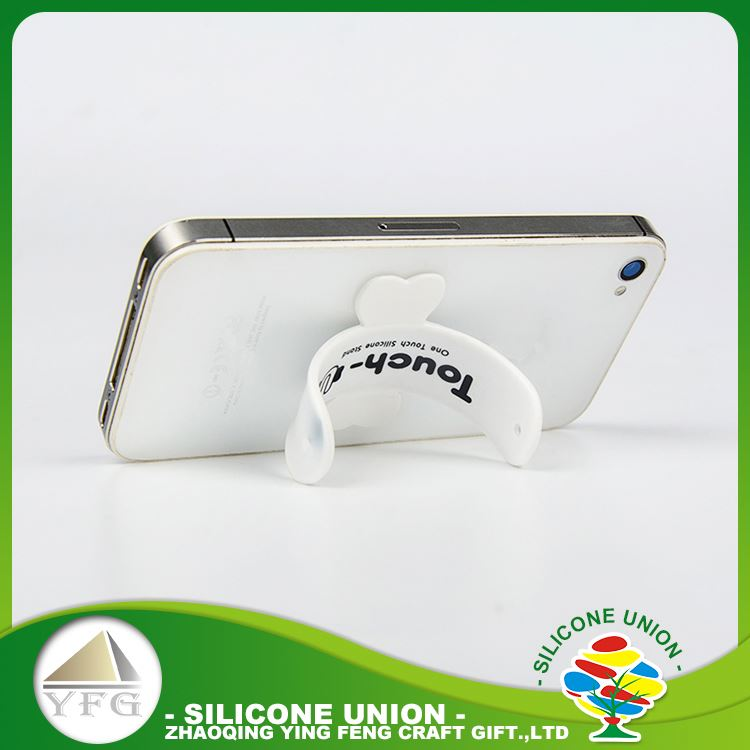 Good deal soft no deformation touch u stick touch u mobile phone stand