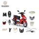 Accessori moto motorcycle accessories light electric motorcycle accessories OEM abs plastic parts