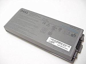Y4367 - New Dell Original Precision M70 / Latitude D810 Laptop Battery - 9-cell - 80WHr