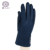 Winter touch screen leather driving women gloves
