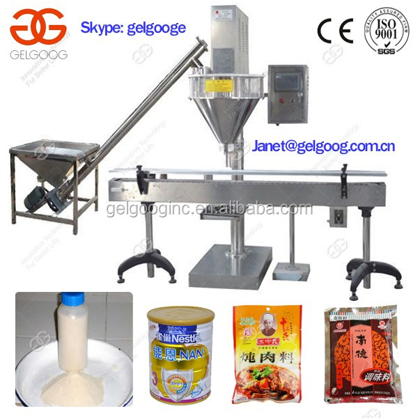 New Style Milk Powder Auger Filling Machine /Powder filling machine auger filler