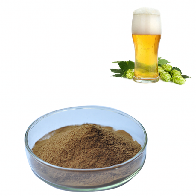 Test method HPLC Hops flower extract powder  / hops flower extract flavone