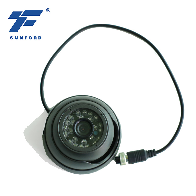 Inside bus OEM CMOS/CCD analog home security camera system