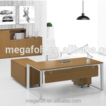 Latest fashion executive manager office desk home office furniture(FOH-ECB222)
