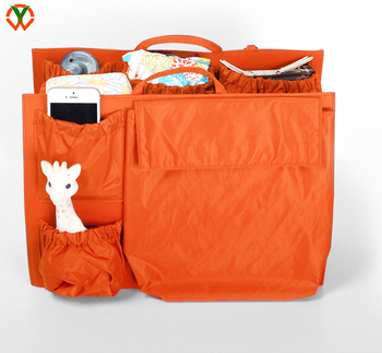 High Quality Stylish Moms Diaper Insert Baby Bag Organizer Tote