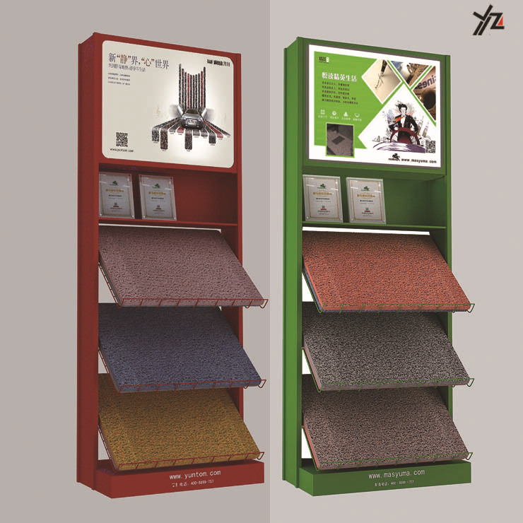 Carpet Showroom Rug Display Stand Supplieranufacturers At Alibaba Com