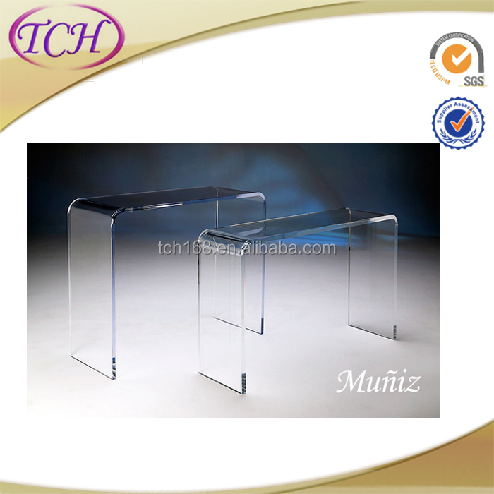 Gold Supplier China Simple Acrylic Plexiglass Furniture
