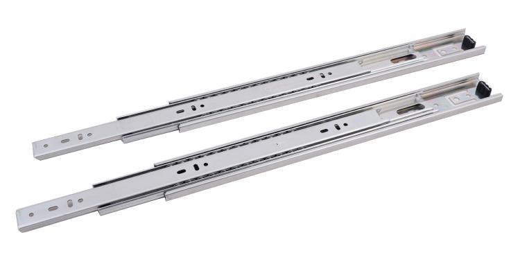 45 wide full exctension drawer slide
