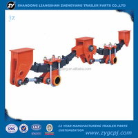 Buy Factory Square Tandem Axle Germany Types in China on Alibaba.com