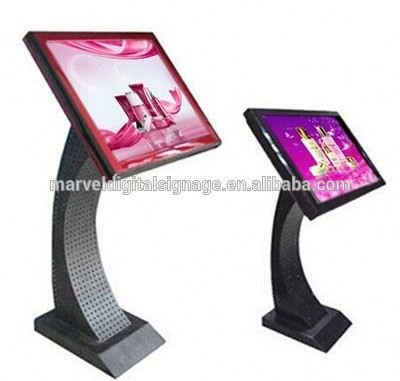 22inch advertising equipment kiosk (lcd screen and cabinet combination) OEM