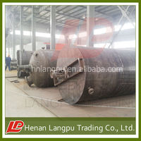 Design and manufacture crude oil storage tank stainless steel carbon steel plate tanks