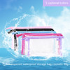 Promotional Pouch Clear Pvc Gift Makeup Bag For Cosmetics