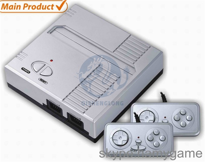 Hamy 8 bit Nes TV / Video Game console with two gamepad