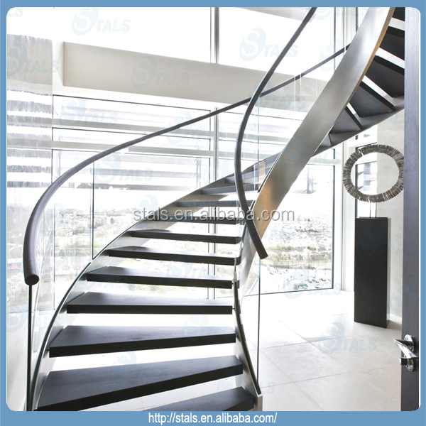 Curved Stairs, Curved Stairs Suppliers And Manufacturers At Alibaba.com