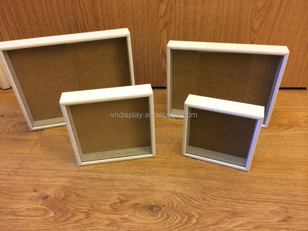 Wand Rahmen Shadow Box,Shabby Chic Bilderrahmen,Schatten ...