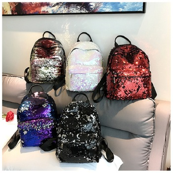 4569e36d877b Amazon Hot Sale Sequin Flip Mermaid Backpack Bag Glitter Bling Travel  School Leisure Computer Shoulder Bag - Buy Backpack,Sequin Flip Mermaid  Backpack ...