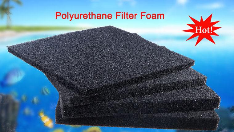 Popular Aquarium Fish Tank Filter Material Foam Sponge