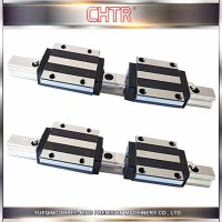 THK TRH-AL linear slide guide roller rail and block bearing for CNC