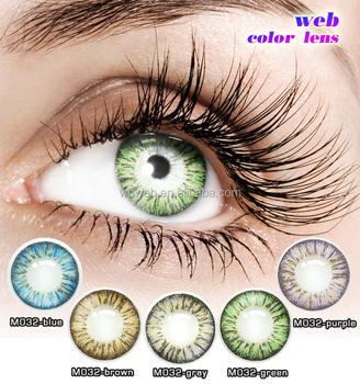 22846e36f6 Avellana Verde Anual Galaxy Color De Lentes De Contacto - Buy Galaxy ...
