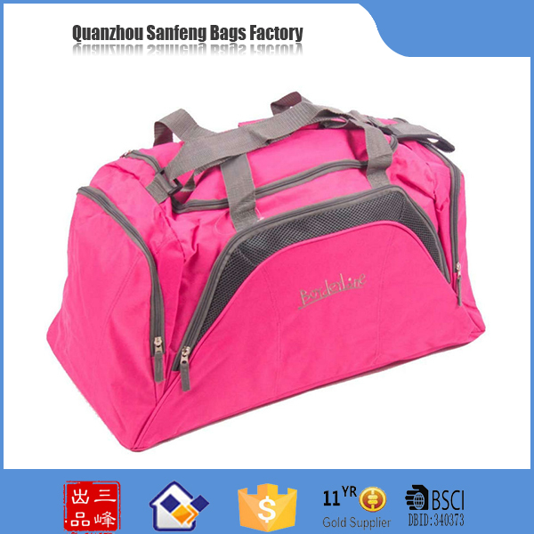 High quality wholesale fashion women travel bag