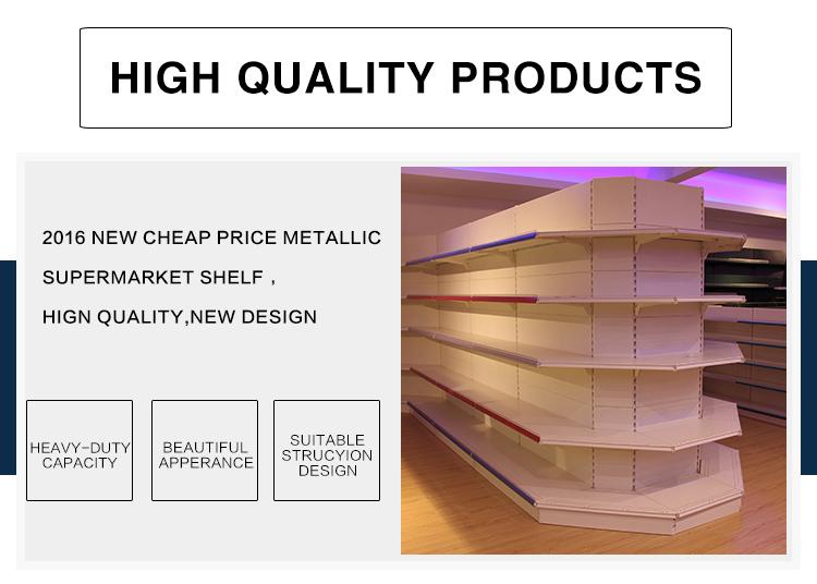Selling Items /tegometall Gondola /corner Display Racks