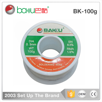 BAKU BK 100g low price solder super lead free tin soldering wire
