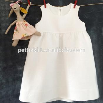 Neuer Stil Heißer Verkauf Kleider Kinder Mädchen Tragen Baby Weiß ...