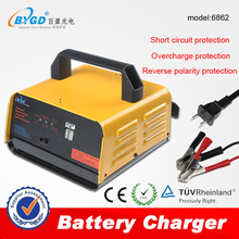 12 volt car battery charger with usb port