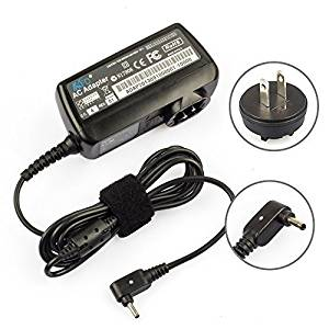 US Wall Ac Adapter Charger for Samsung XE500C21/7 Slate/Series 9 Ultrabook Ativ Book 5 7 9 900x 900x3a 900x3b 900x4b AD-4019W AD-4019P AA-PA2N40L BA44-00278A ASUS UX21 UX31 UX31E UX21E 19V 2.1A 40W