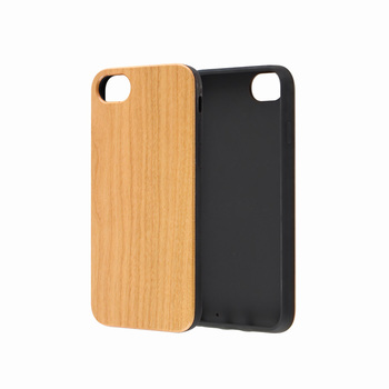 hot sale online 8c9ad cb619 Oem/diy Customized Real Bamboo Wood Phone Case For Iphone 8 - Buy Wooden  Cases,Bamboo Phone Cover For Iphone 8,Wood Phone Accessory Product on ...