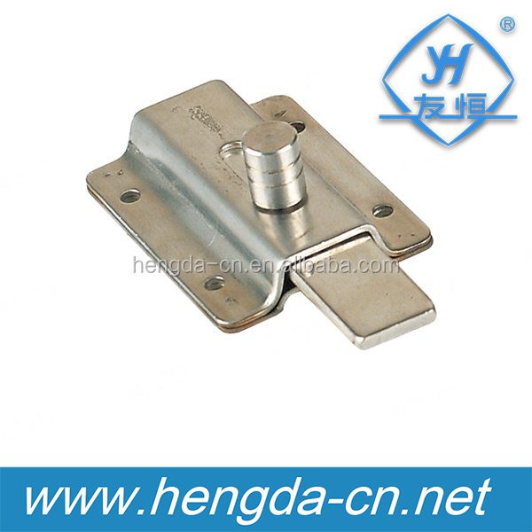 YH2351 Adjustable Hinge Cabinet Gate Hinge With Bolt Plug Hasp Hinge