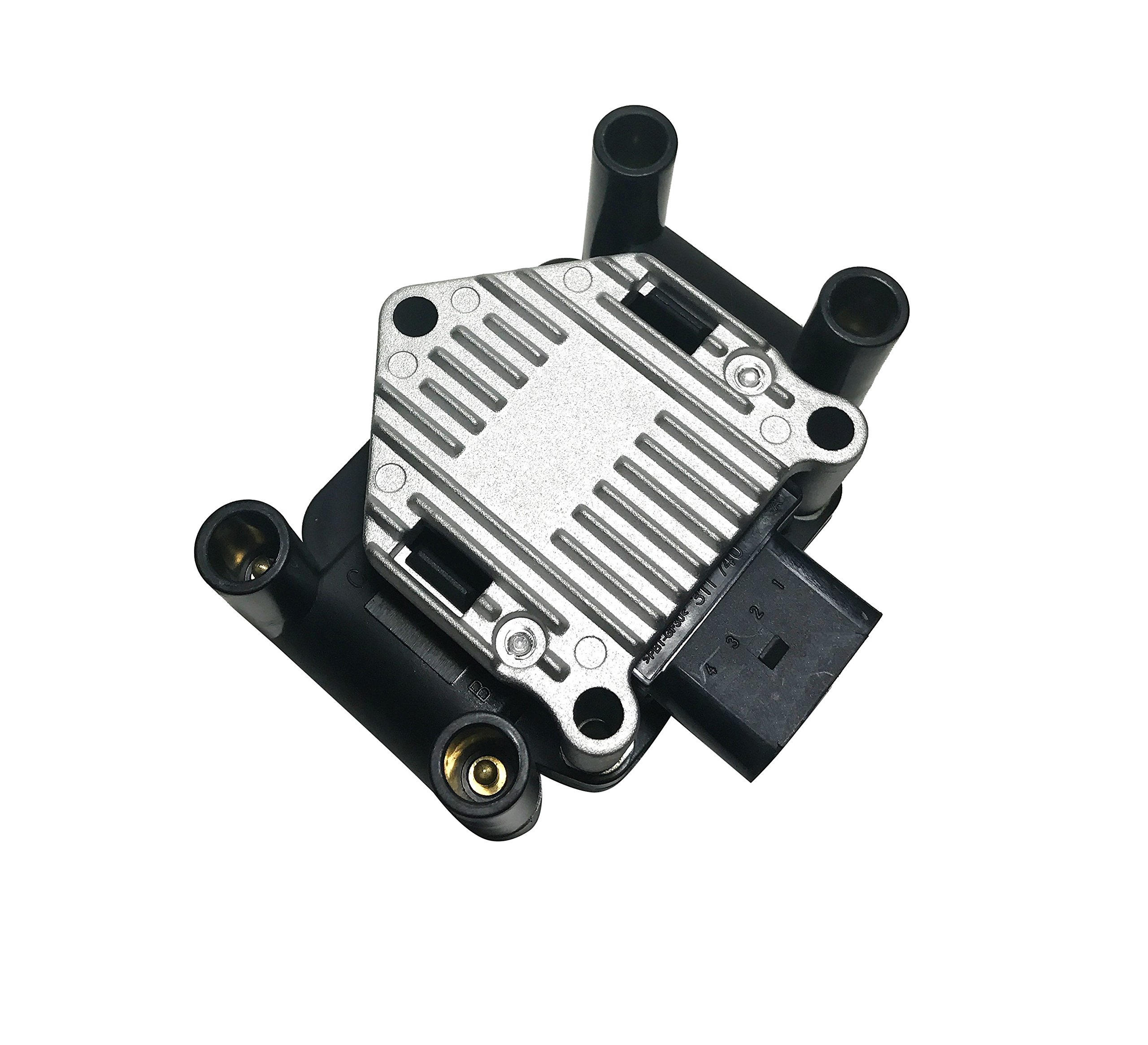 Cheap Gm Coil Pack Find Deals On Line At Alibabacom Wiring Get Quotations Ignition Fits 1999 2000 2001 Volkswagen Golf Jetta Beetle