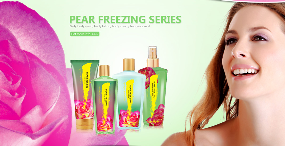 Dear Body brand wholesale body wash bottles shower gel for hotel