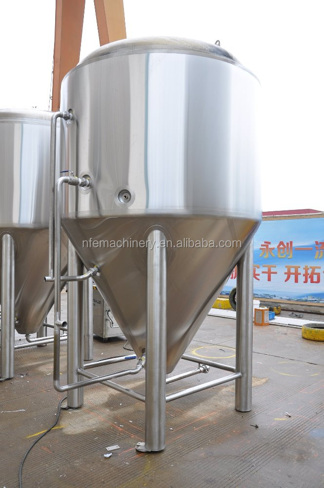 30BBL jacketed fermenter/fermentation tanks for beer brewing equipment