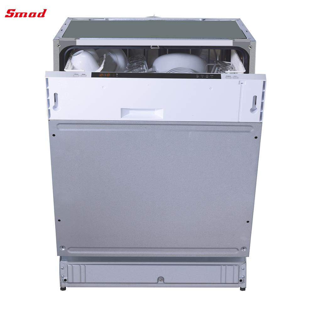 Built-in dishes dishwasher fully integrated dishwashers
