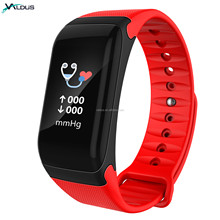 Smart Wristband F601 Pedometer Watch Pedometer Bracelet Fitness Tracker Watch with Step Calories Counter Distance Time