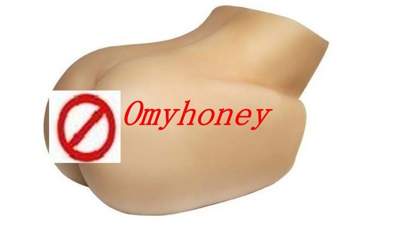 Omyhoney flesh color male Pussy ass torso sex dolls vagina anal 3d solid love dolls,