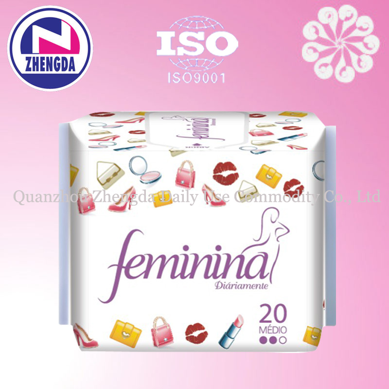 OEM wholesale free style ultra thin day and night Women Pads lady towel sanitary napkin manufacturer in Fujian