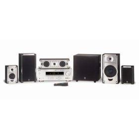 Yamaha Yht-370sl 5. 1 Channel Home Theater Speaker System