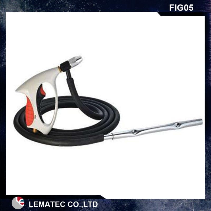 Lematec сифон поток пескоструйная пистолет с 10FT шланг портативный джет воздуха пескоструйная пистолет тип сифон джет пистолет