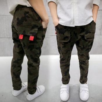 37f18f5f626 Pas Cher Enfant Vêtements Armée Militaire Style Pantalon Cargo De ...