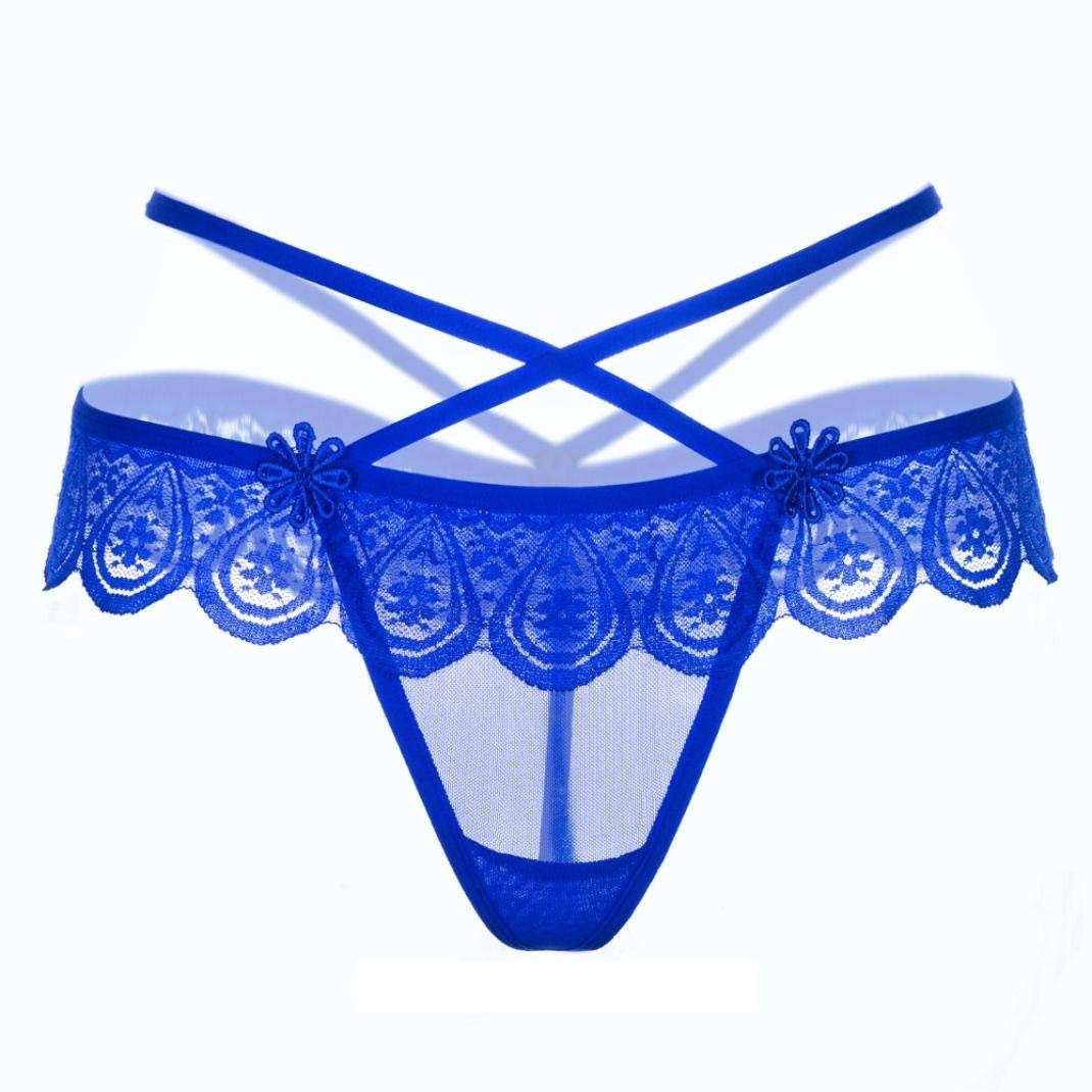 8127214ca9f Get Quotations · Lace Thongs for Women