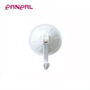 Wholesale small plastic towel wall mount suction hook for clothes