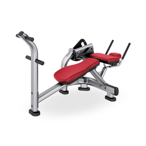 promotion product horse rider total crunch bench machine curves exercise gym equipment