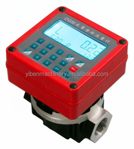 Electronic Digital Fuel Flow Meter/ Truck Diesel OGM Flow Meter