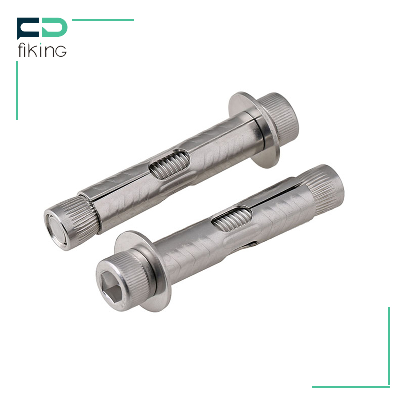 High strength m6 stainless steel Internal expansion bolt