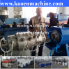 KOOEN selling 16-1600mm plastic hdpe pe pipe extruder machines extrusion line production line making machine