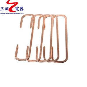 2017 The most popular round brass sintered copper heat pipe